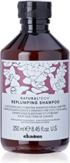 Davines Naturaltech Replumping Shampoo by Davines for Unisex - 8.45 oz Shampoo, 253.49999999999997 milliliters