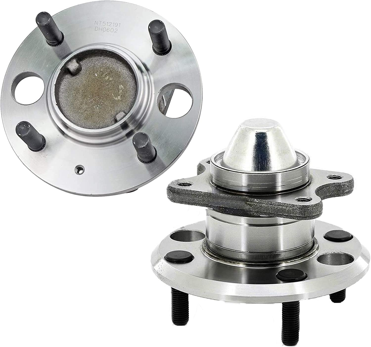 Bodeman - Cheap mail order specialty store Pair 2 Beauty products Rear Wheel for 2001-2006 Bearing Assembly Hub