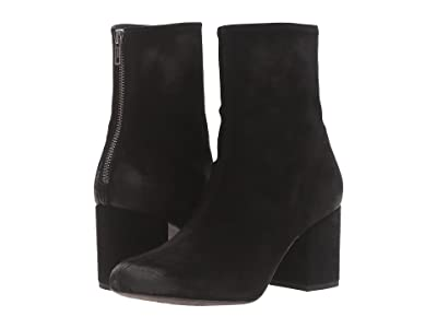 Free People Cecile Ankle Boot (Black) Women
