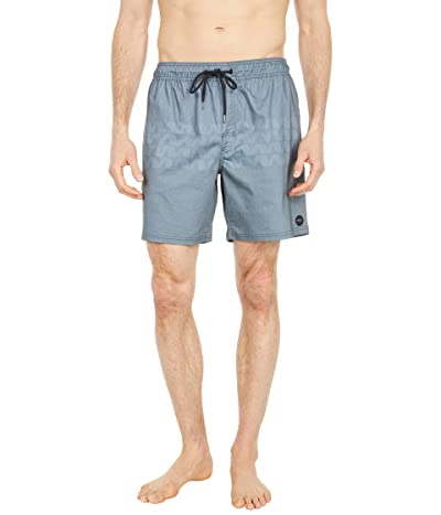 RVCA Controller Elastic Shorts (Black) Men