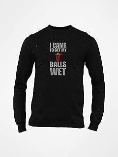 I Came to Get My Balls Wet L1_070 Hoodie Blanket Sweatshirt, Soft Warm Comfortablefor, Men Women, Christmas, Valentine