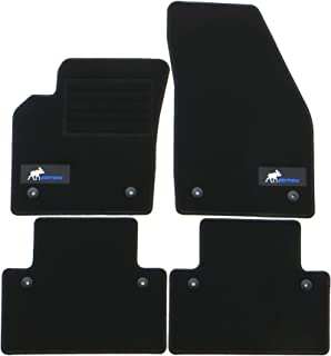 Fussmatten Autofußmatten Autoteppiche Passform VVO0009319LsruA