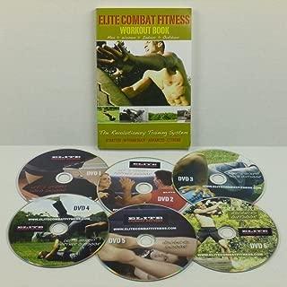 Elite Combat Fitness 6 DVDs + Book by Moni Aizik