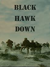 black hawk down blu ray cover