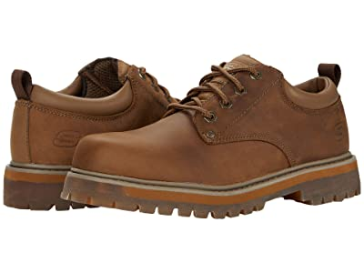 SKECHERS Alley Cats Mesago (Desert Brown) Men
