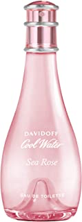 Davidoff Perfume - Cool Water Sea Rose by Davidoff - perfumes for women , Eau De Toilette-100ml