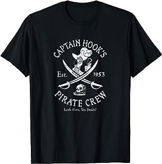 Disney Peter Pan Captain Hook's Pirate Crew T-Shirt