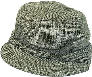 Genuine G.I. Wool Jeep Cap