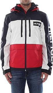 Tommy Hilfiger Men's Colour-Blocked Hooded Jacket