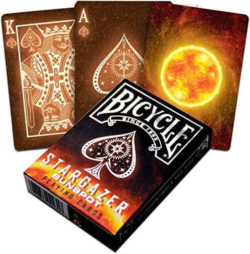 Bicycle Premium Stargazer Collection Playing Cards