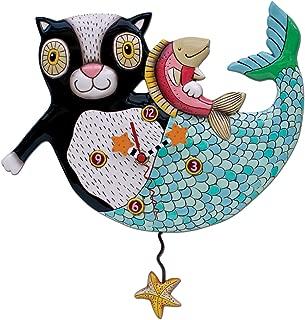 Best whimsical cat clocks Reviews
