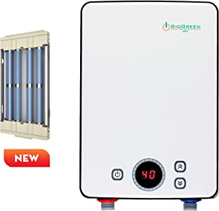 american heat electric tankless water heater