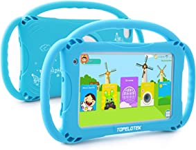 Kids Tablet 7 Android Kids Tablet for Toddlers Kids Friendly Learning Tablet with WiFi Camera Children's Tablets Android 9...