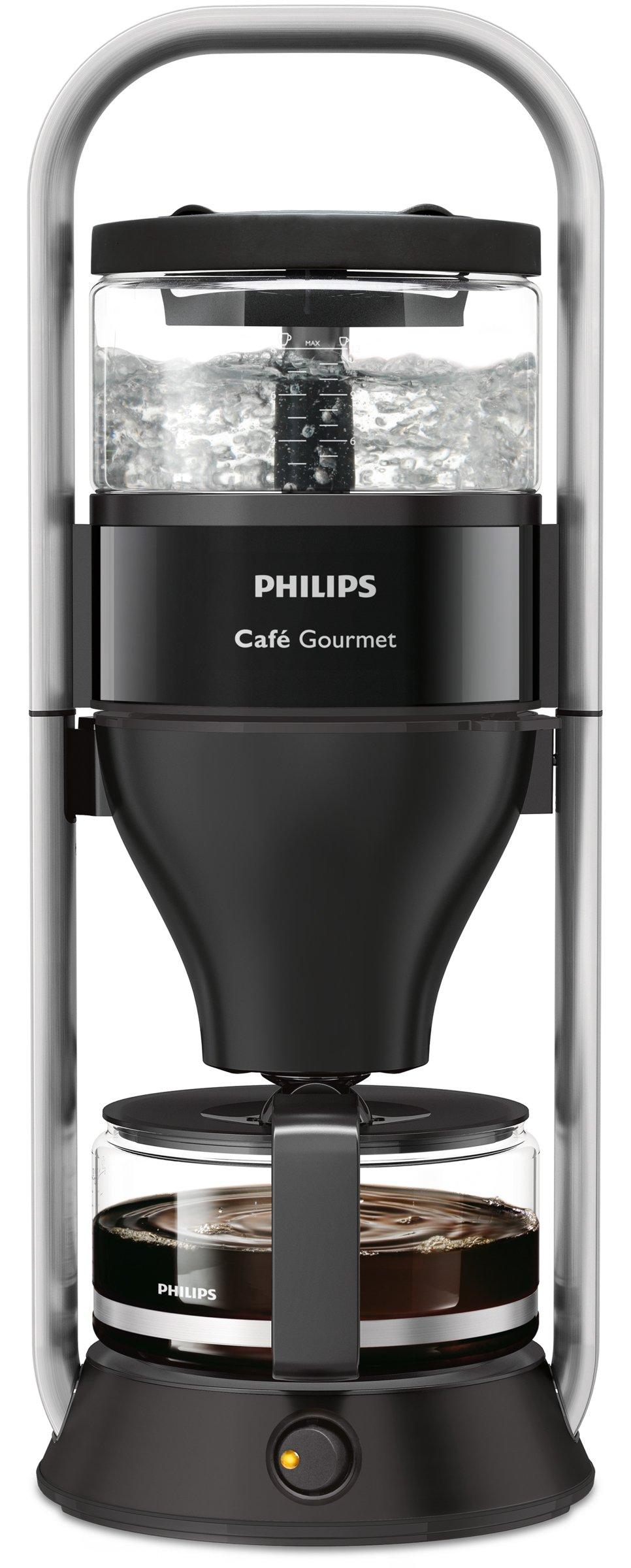 Philips Café Gourmet HD5408/20 - Cafetera (Independiente, Cafetera ...