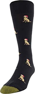 Men's Printed Novelty Graphic Fashion Dress Crew Socks, 1 Pair