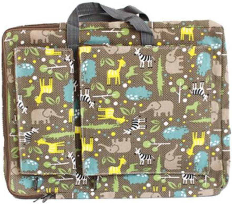 Canvas Portfolio Carry Bags ShoulderBag MultifunctionalDrawboard Ranking TOP4 Max 55% OFF