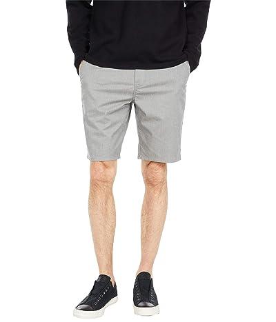 Quiksilver Everyday Union 20 Stretch Shorts (Light Grey Heather) Men