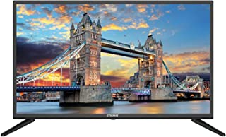 CTRONIQ 43-inch LED TV with Built-in DVB-T2 Receiver, Black – 43CT8100