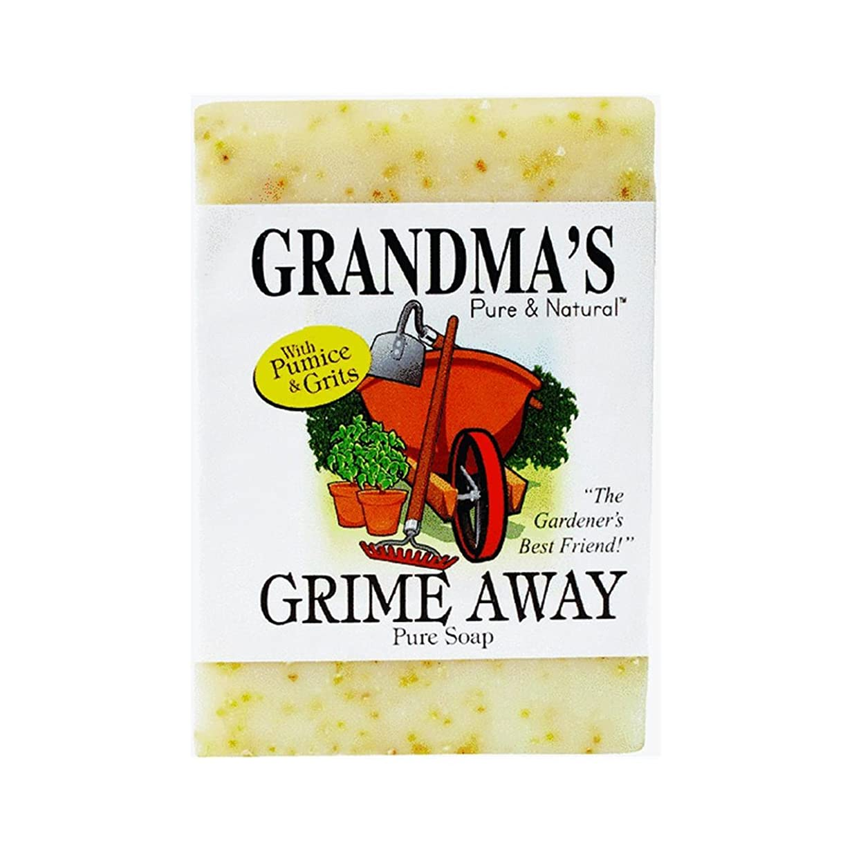 接続詞甘やかす悲劇的なRemwood Prod.62012Gardener Grime Away Bar Soap-GARDENER GRIME AWAY SOAP (並行輸入品)
