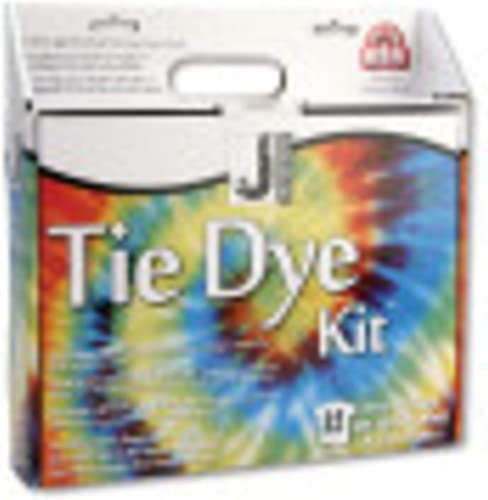 Jacquard Modern Tie Dye Kit W/DVD