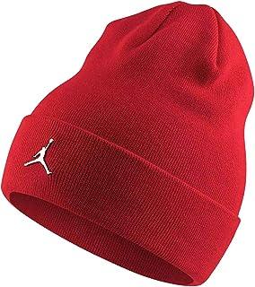 NIKE ナイキ JORDAN ジョーダン キャップ NIKE JORDAN BEANIE CUFFED ニット帽 ニットキャップ ビーニー 帽子 ジャンプマン DRY FIT AA1297-100-010-687