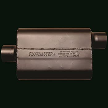 Flowmaster 42441/40/Series marmitta/ /aggressive Sound /2.25/offset 2.25/in//out Center/