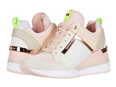 MICHAEL Michael Kors Georgie Trainer (Cream Multi) Women