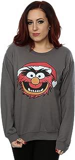 Women's The Muppets Animal Christmas Sweatshirt