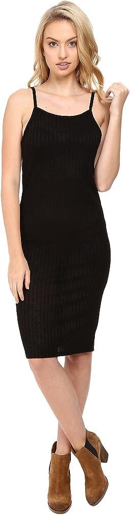 Rayon Rib Dress KS8U7105