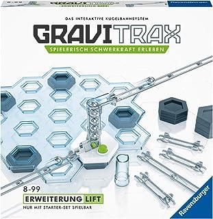 GraviTrax- Pista de Bolas – ampliación de elevación, Color carbón (Ravensburger Spieleverlag 27611)