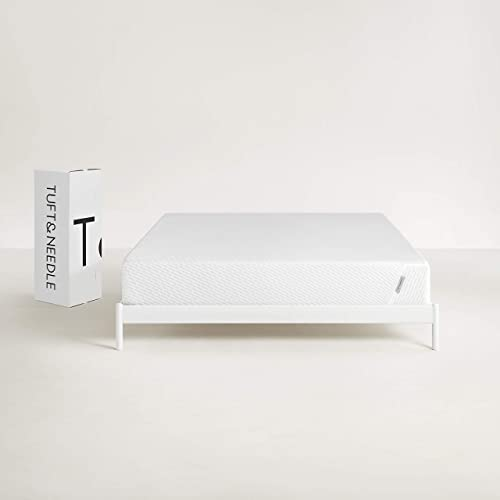 Tuft & Needle Queen Mattress, Bed in a Box, T&N Adaptive Foam, Sleeps