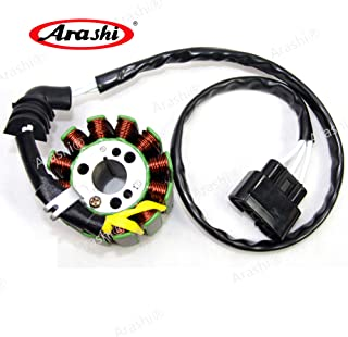Arashi Engine Stator Coil for YAMAHA YZF R1 2004-2008 Motorcycle Replacement Accessories Magneto Generator Coil YZF-R1 2005 2006 2007