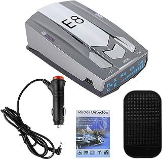 Radar Detectors for Cars, Police Radar Detector, Escort Radar Detector–Long Range Detection, Voice Alerts with LED Display...