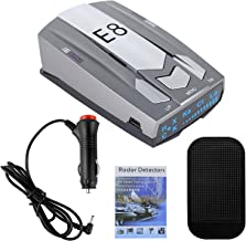 $30 » Radar Detectors for Cars, Radar Detector Police Radar Detector Long Range Detection, Voice Alerts with Led Display, Gray