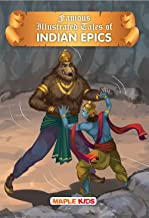 Indian Epics (Illustrated)
