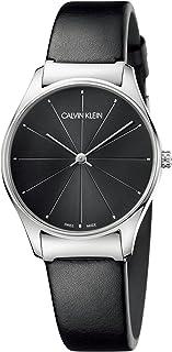 Calvin Klein K4D221CY Black Steel 316 L Analog Quartz Unisex Watch