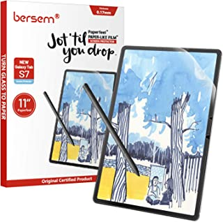 Paperfeel Screen Protector for Samsung Galaxy Tab S7 Screen Protector 11 inch, Paperfeel Tab S7 Matte Screen Protector Ant...