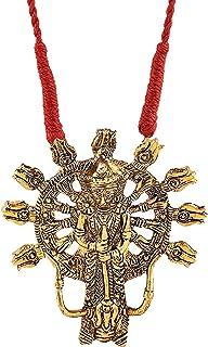 Sansar India Choker Necklace for Women (Multi-Colour) (1408)