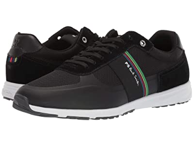 Paul Smith Huey Sneaker (Black) Men