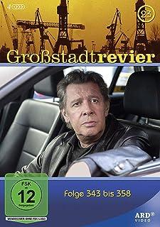Großstadtrevier - Box 23/Folge 343-358