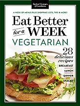 Eat Better for a Week: Vegetarian