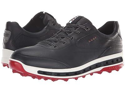 ECCO Golf Cool Pro GORE-TEX(r) (Black/Black) Men