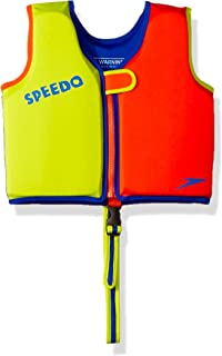 Speedo Kids' UPF 50+ Begin to Swim Classic Swim Vest