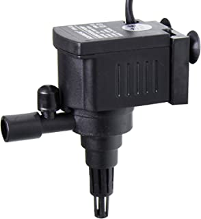 Aquaneat Powerhead Submersible 60/160/250/350/450/650 GPH Aquarium Water Pump Undergravel Filter Sponge Filter Hydroponics