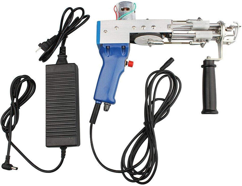 XYW El Paso Mall Cut Pile Rug Ranking TOP4 Tufting H Gun Electric Machine