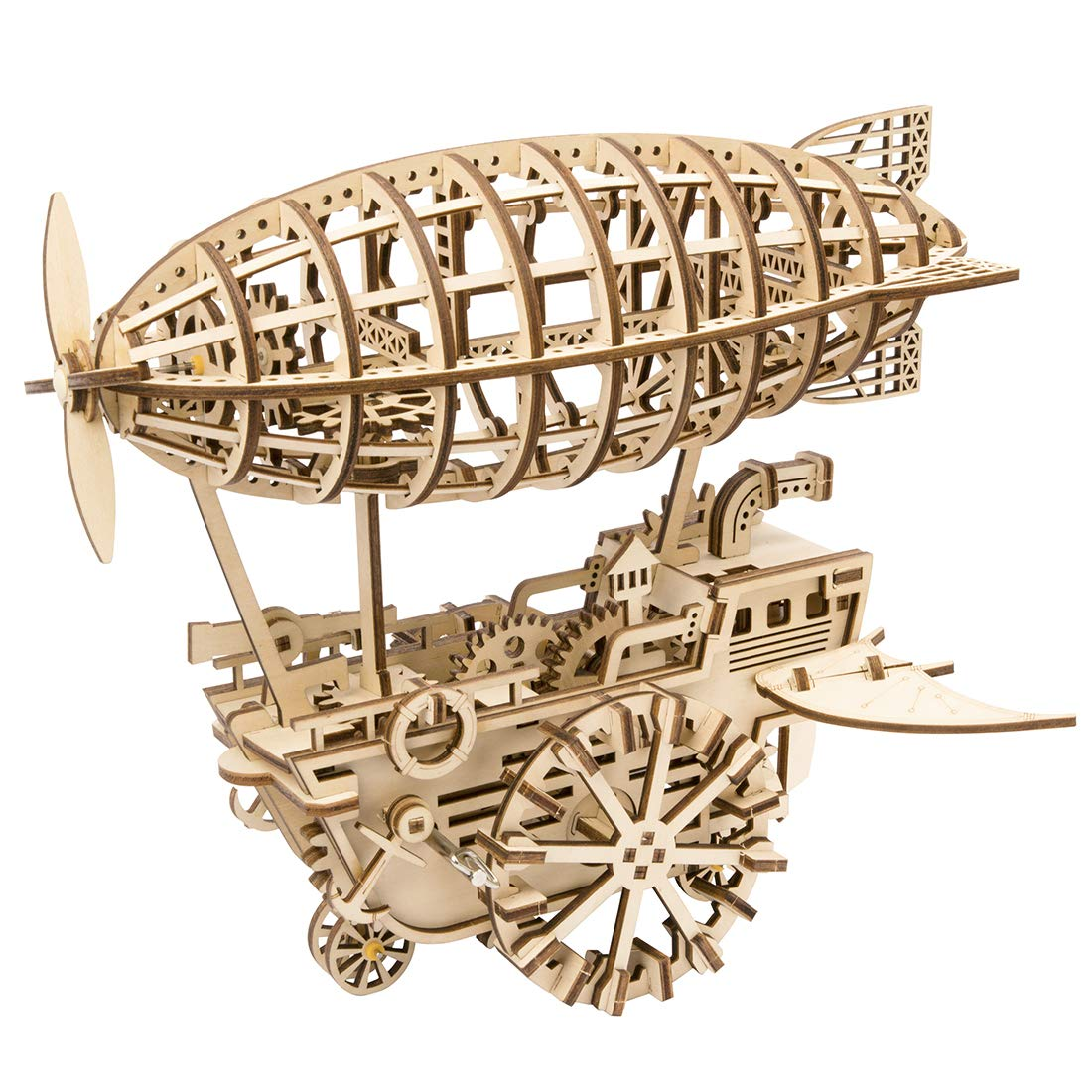 ROKR Kit Mechanical Engineering Educational Toys Birthday