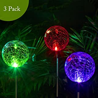 Best solar globe lights changing color Reviews