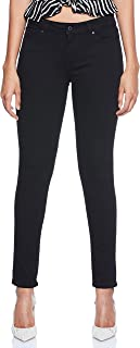 Levi's womens Ljeans Levi's Slim Fit Jeans for Women - Black