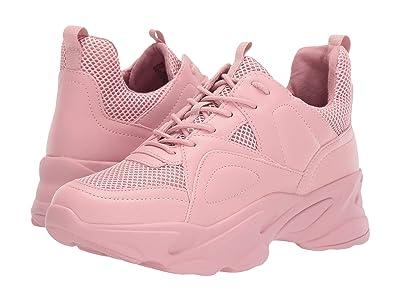 Steve Madden Movement Sneakers (Pink) Women