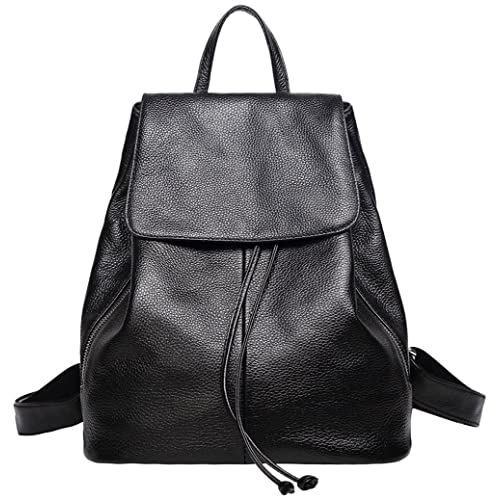 5b0dc5d0758b Designer Leather Backpack: Amazon.com